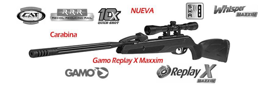 Gamo Replay X Maxxin