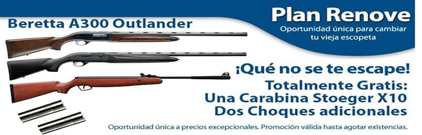 Promocion Beretta Outlander