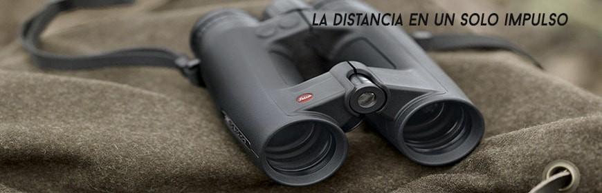 La distancia esta solo a un impulso con Leica
